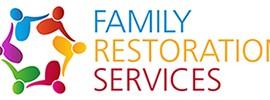 I need help seeing my kids - Family Restoration Service logo