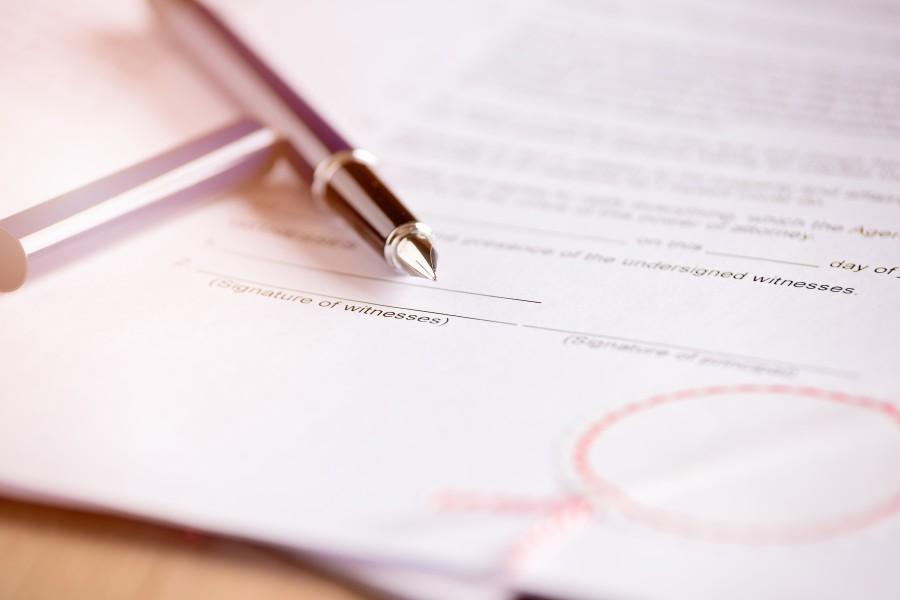 Family Mediation Centre agreement